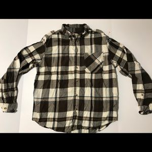 Woolrich Button Down Shirt Men's L